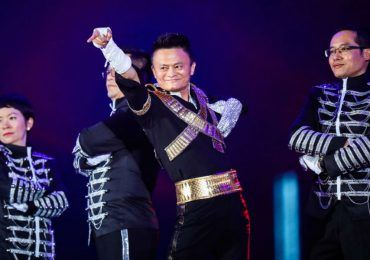 Jack Ma, CEO de Alibaba | foto: Getty Images