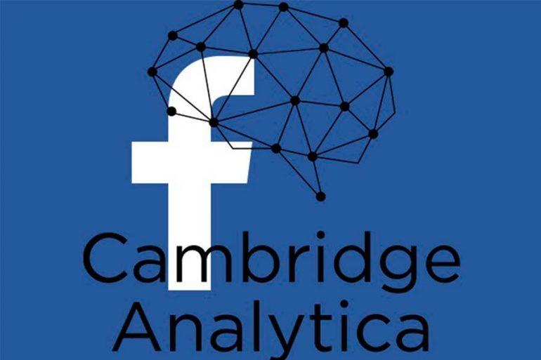 Inversionistas demandan a Facebook por caso Cambridge Analytica