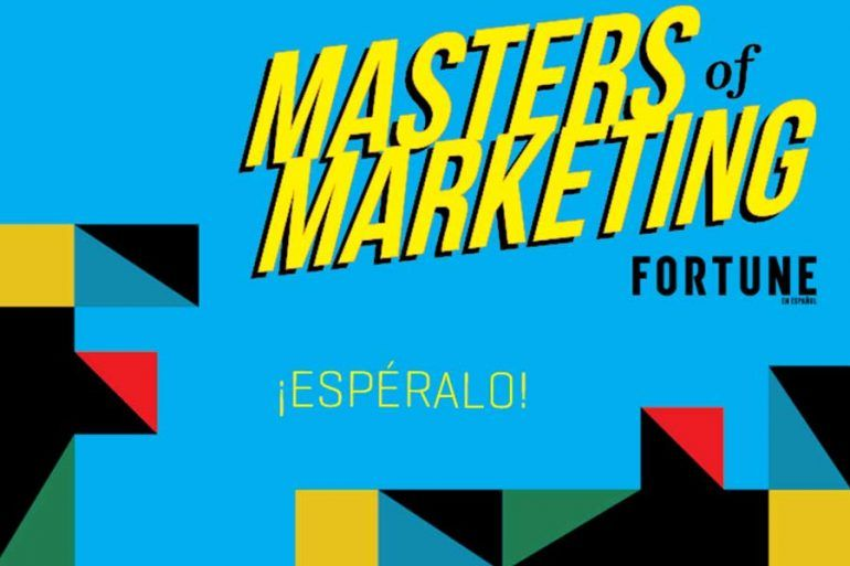Masters of Marketing de Fortune en Español 2018