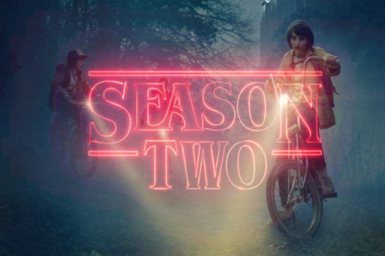 Stranger Things pone 'de cabeza' los ratings